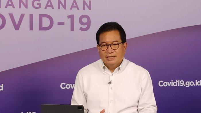 Lonjakan Covid-19 Pasca-Lebaran, 53% Tambahan Kasus Berasal dari Pulau Jawa