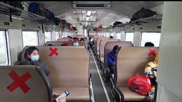 PPKM Masih Diperpanjang, Kereta Lokal Rangkasbitung-Merak Batal Beroperasi Hingga 13 September 2021