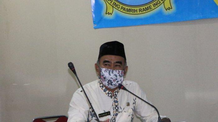 Kabag Perekonomian Setda Kabupaten Serang M Furqon Syafiudin.