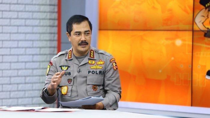 Kepala Badan Pemelihara Keamanan (Kabaharkam) Polri, Komjen Pol Agus Andrianto
