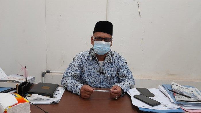 Kabid Hubungan Industrial Disnakertrans Kota Serang Syafaat