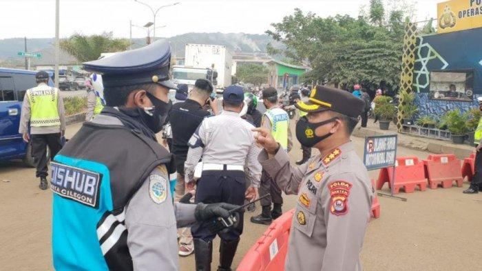 Sebanyak 14.994 Kendaraan Diputar Balik Selama Pelarangan Mudik di Banten