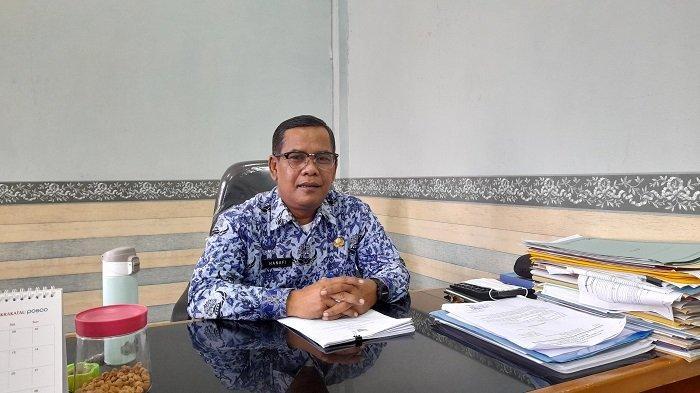 Kabid Pendaftaran Penduduk Dinas Kependudukan dan Catatan Sipil (Disdukcapil) Kabupaten Serang, Hanafi