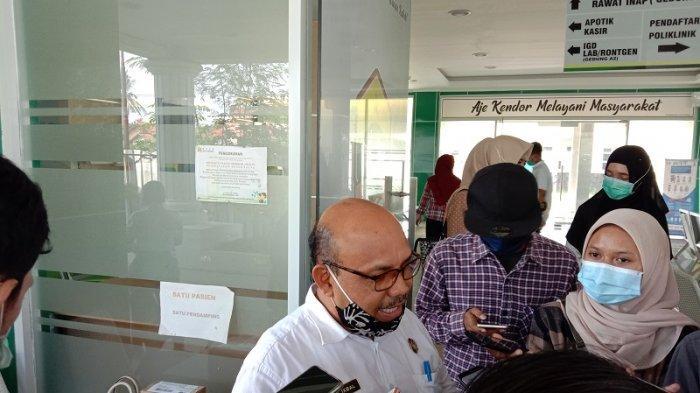 Koordinator PKH Terpapar Corona, Kadinkes Kota Serang: Sempat Berinteraksi dengan Pasien