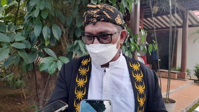 Kepala Dinas Perumahan Rakyat dan Pemukiman (Perumkim) Provinsi Banten, M Rachmat