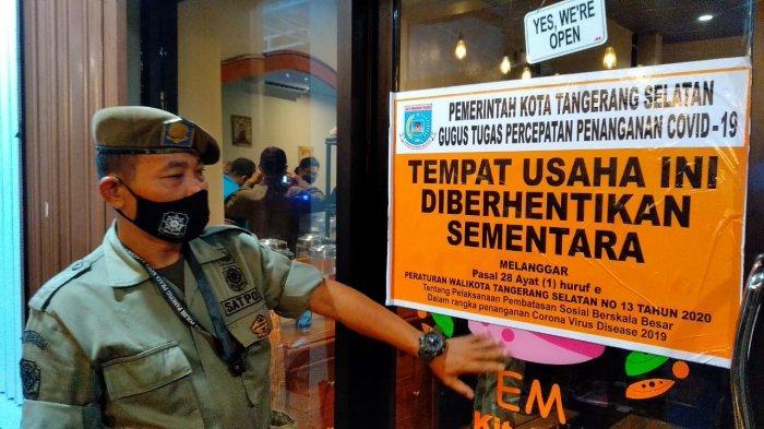 Mal dan Tempat Ibadah Boleh Buka Kapasitas 25 Persen, Simak Aturan PPKM di Banten!