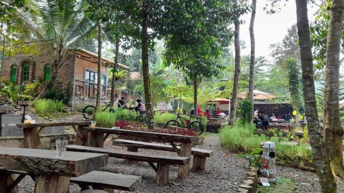 Intip Kafe 'Terminal' Komunitas Sepeda di Kota Serang, Tempat Ngopi Asyik Para Goweser