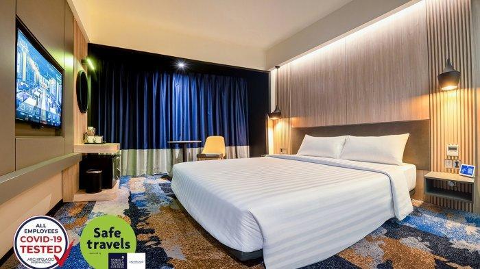 Hotel di Cilegon ini Jadi yang Pertama di Asia Tenggara Menggunakan Google Nest di Setiap Kamar