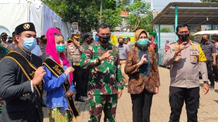 11 Wilayah di Tangsel dan Kabupaten Tangerang Jadi Kampung Jawara Kendalikan Covid-19