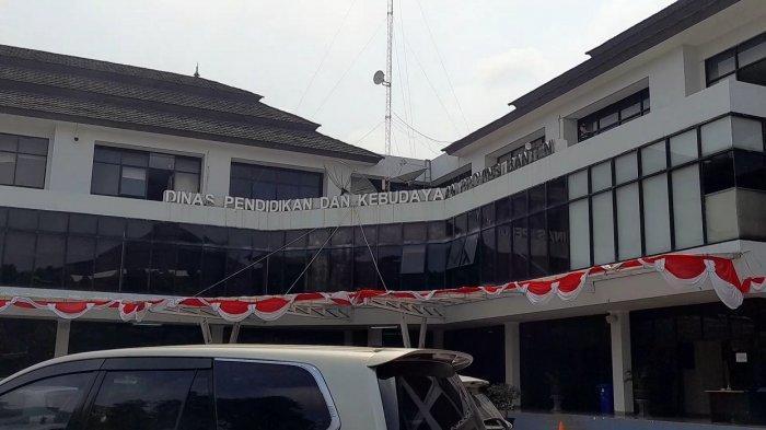 Kantor Dindikbud Provinsi Banten Dikabarkan Digeledah KPK, Kepala Dinas Membantah: Tidak Ada