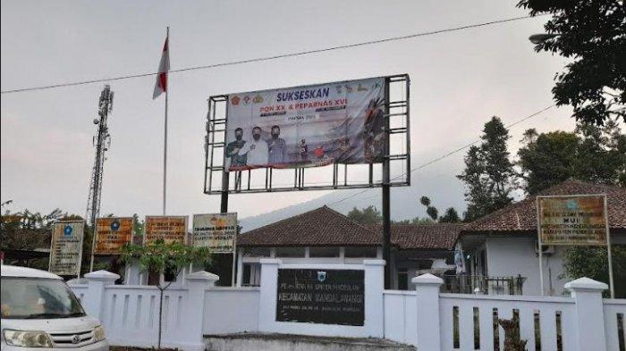 Kantor kecamatan Mandalawangi Pandeglang