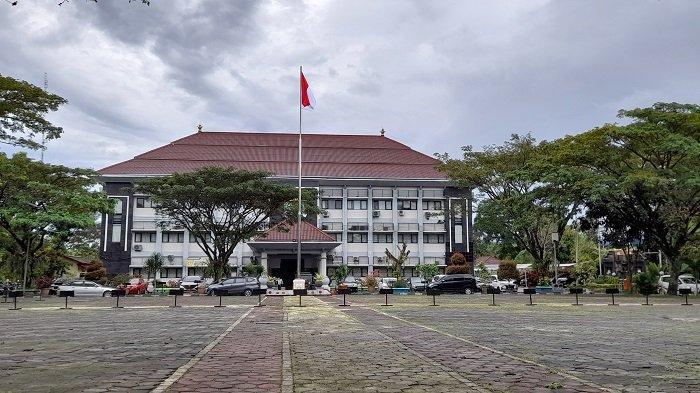 Sama-sama Zona Oranye, Para Kepala Dinas Kota Serang Mengungsi Rapat ke Bogor
