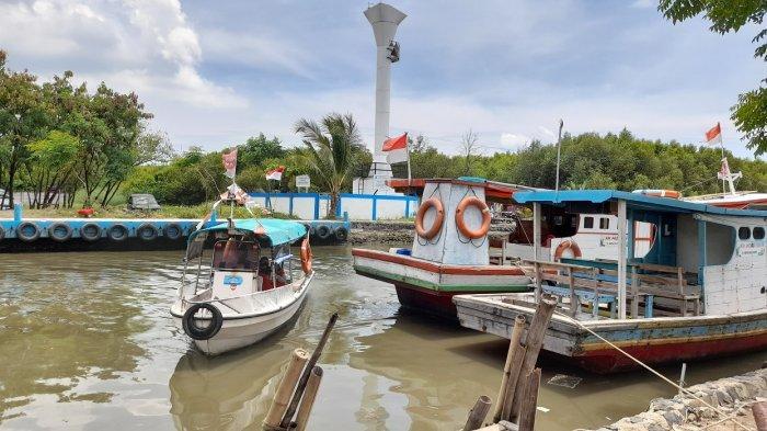 Mau Liburan atau Keliling Laut di Banten? Ini Daftar Tarif Sewa Kapal di Dermaga Karangantu Serang