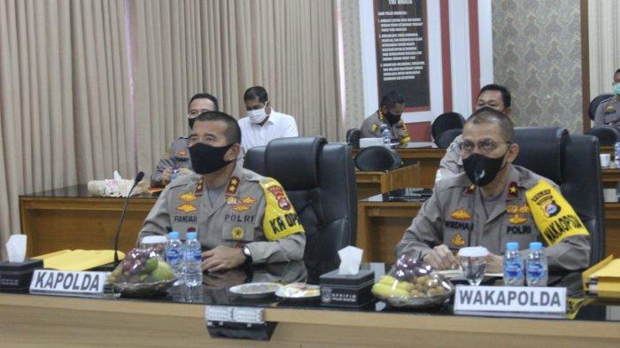Polda Banten Siap Amankan Kehidupan di New Normal