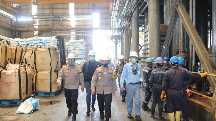 Kapolda Banten: Ledakan Mesin di Pabrik Kimia PT Dover karena Kecelakaan Alat Produksi