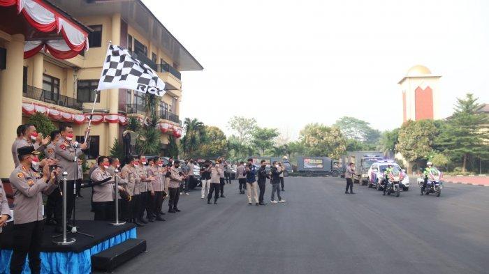Alumni Akpol 1993 Bagikan 14.000 Paket Sembako di Tujuh Provinsi, termasuk Banten
