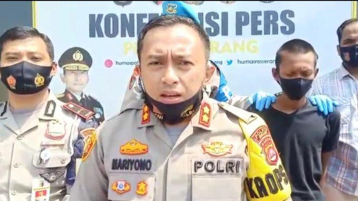 Tujuh Kendaraan Bermotor Rusak, Teror di Jalan Tol Jakarta-Merak Akhirnya Terungkap