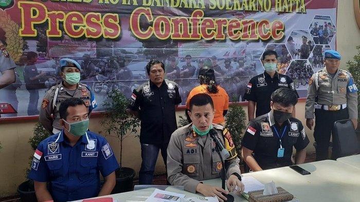 Eks Anggota Polri Dalangi Transaksi Ilegal Senjata Api, Manfaatkan Jasa Pengiriman Lewat Pos