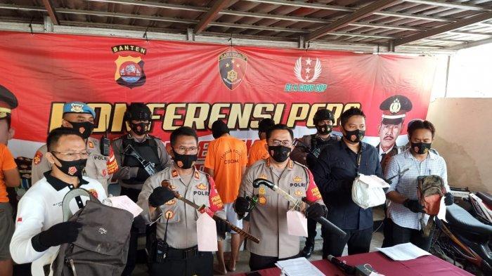 Pergoki Aksi Pencurian, Warga Kabupaten Tangerang Jadi Sasaran Pembacokan