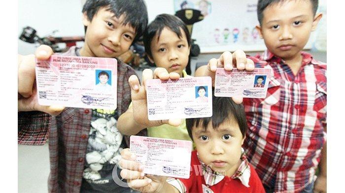 Warga Kabupaten Serang Kini Bisa Buat Kartu Identitas Anak, Ini Persyaratan dan Manfaatnya