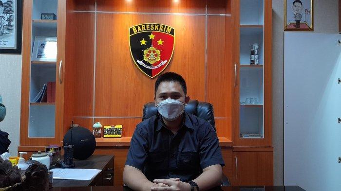 Profil Kasatreskrim Polres SerangAKP David Adhi Kusuma, Perlu Teliti dan Waspada untuk Ungkap Kasus