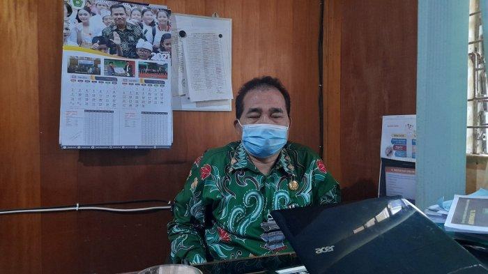 Kasi Penyelenggara Haji dan Umrah Kemenag Kabupaten Serang H Samhudi.