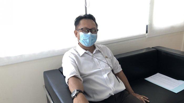 Kasubag SW dan Humas Jasa Raharja Banten Rommy Agus Wijaya