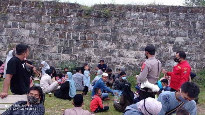 Momen Lebaran, Kawasan Wisata Religi Banten Lama Jadi Favorit Wisatawan