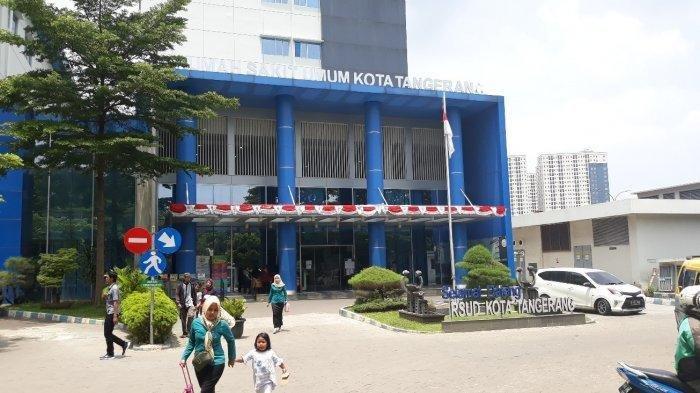 RSUD Kota Tangerang Kini Hanya Terima Pasien Covid-19