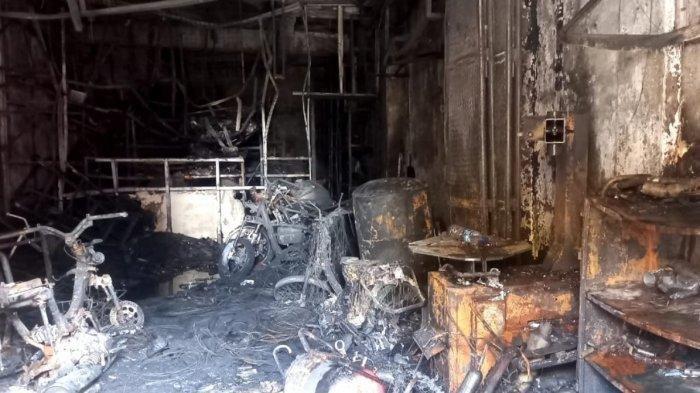 Ada Keanehan di Kebakaran yang Tewaskan 3 Orang di Tangerang, Polisi Temukan Plastik Berisi Bensin