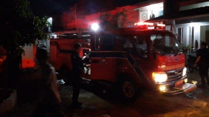 Permukiman Padat Penduduk di Pamulang Kebakaran, Berawal dari Bocah Disabilitas Main Korek Api