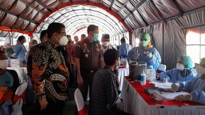 Kejati Banten Gelar Vaksinasi Covid-19 untuk Warga, 1200 Dosis Vaksin Disiapkan