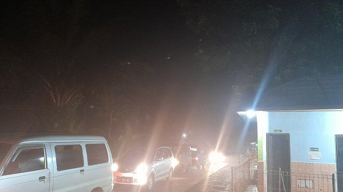 Malam Ini Tanjung Lesung-Pandeglang Macet 12 Km, Pengendara Sampai Sempat Ngopi