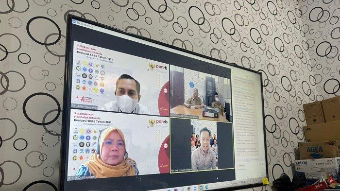Monitoring dan Evaluasi SPBE, Pemkab Serang Songsong Transformasi Digital dengan Optimistis