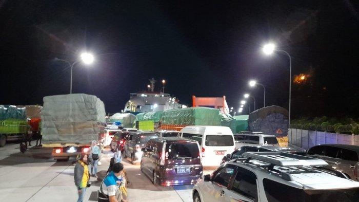 Banten tak Berlakukan Rapid Test Antigen untuk Penumpang Kapal di Pelabuhan Merak