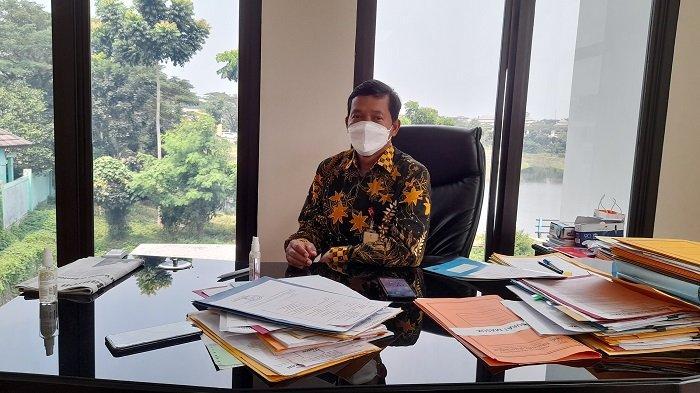 Kepala Badan Kepegawaian Daerah (BKD) BKD Provinsi Banten, Komarudin.