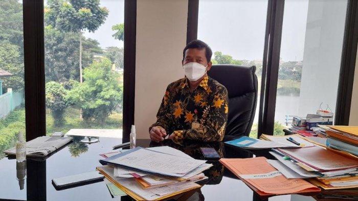 Gubernur Banten Wahidin Halim Menunjuk Muhtarom Sebagai Plt Sekda Provinsi Banten