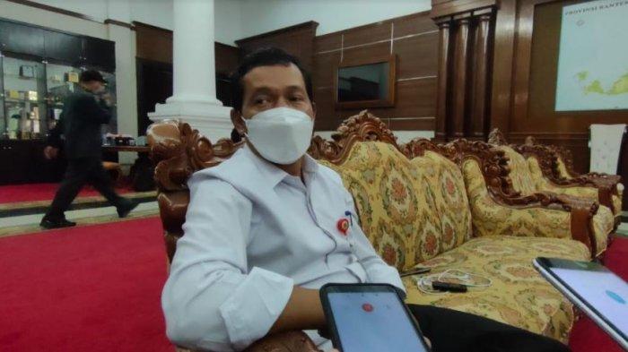 Keputusan 20 Pejabat Dinkes Banten yang Mengundurkan Diri Ada di Tangan Gubernur