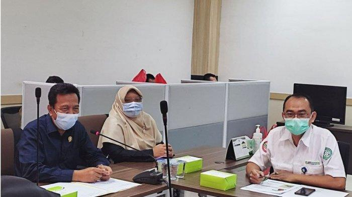 Bersinergi dengan BPJS Kesehatan Tangerang, Komisi II DPRD Siap Mendorong Tangsel Kembali UHC