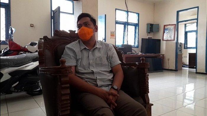 Kepala BPPD Kabupaten Lebak sekaligus Satgas Covid-19 Kabupaten Lebak, Febby Rizky Pratama, saat ditemui di Rangkasbitung, Kabupaten Lebak, Kamis (22/7/2021).