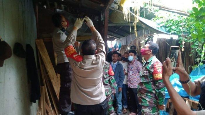 Diduga Depresi Didemo Warga soal Dana Bansos, Kepala Desa di Kabupaten Tangerang Tewas Gantung Diri