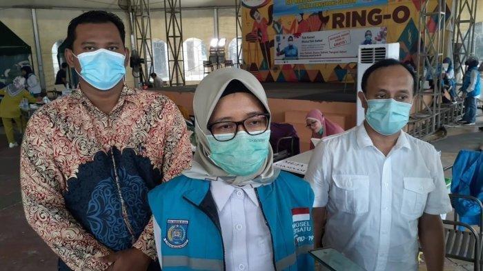 Kepala Dinas Kesehatan (Kadinkes) Kota Tangerang Selatan, Allin Hendalin Mahdaniar menyebutkan kasus konfirmasi positif infeksi covid-19 di wilayahnya semakin banyak, membuat ruang perawatan dan ICU kritis.