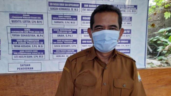 Kepala Dinas Pendidikan dan Kebudayaan (Dindikbud) Kota Serang, Wasis Dewanto