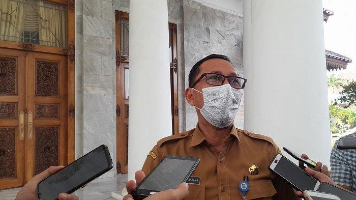 Kepala Dinas Pendidikan dan Kebudayaan Kabupaten Serang Asep Nugrahajaya, Jumat (7/5/2021).