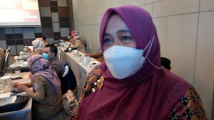 Kepala Dinas Pemberdayaan Perempuan Perlindungan Anak dan Keluarga Berencana (DP3AKB) Heni Anita Susila