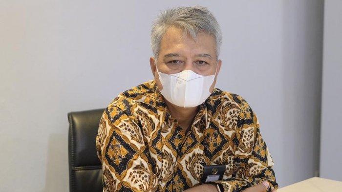 Kepala Kanwil DJP Banten Dionysius Lucas Hendrawan