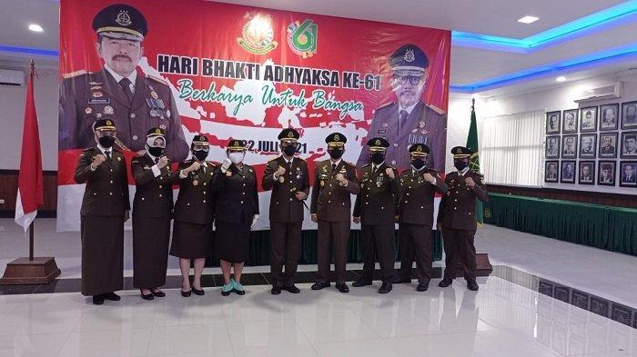 Hari Bhakti Adhiyaksa Ke-61 dan Pengujung Jabatan, Kajati Banten Beri Pesan Khusus Ini ke Bawahan