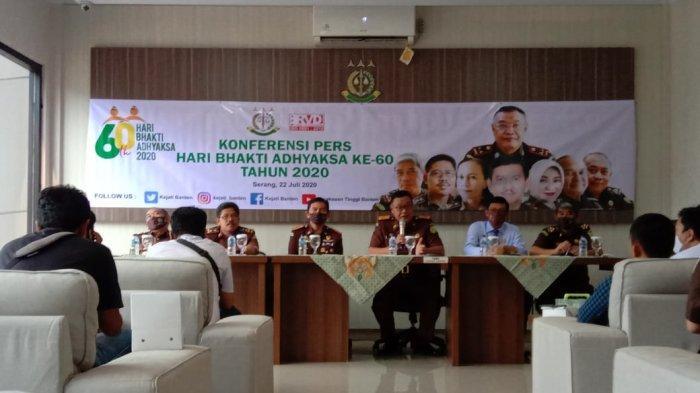 Kejati Banten Usut Dugaan Korupsi di Tiga Bank Ternama