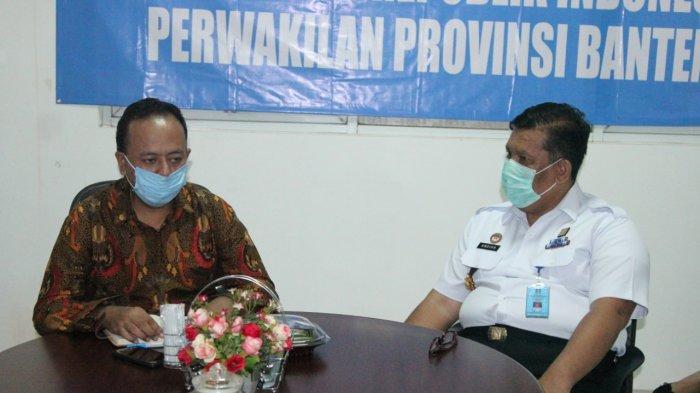 Kakanwilkumham Banten kepada Ombudsman RI: Silakan Awasi Kami untuk Meningkatkan Pelayanan