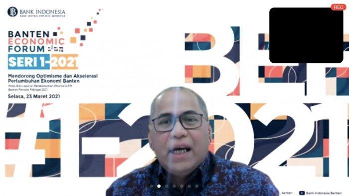 Prediksi Bank Indonesia: Pertumbuhan Ekonomi Banten Triwulan II 2021 Lebih Baik, Ini 5 Kuncinya
